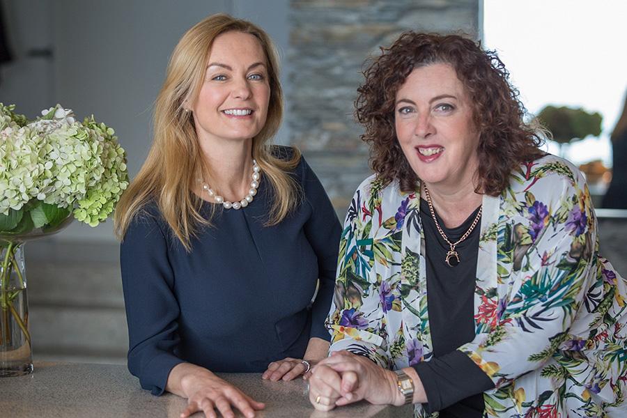 Natalie Brumniach & Karen Sainsbury